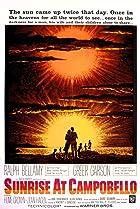 Sunrise at Campobello (1960) Poster