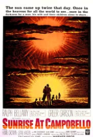 Sunrise at Campobello (1960) Poster - Movie Forum, Cast, Reviews