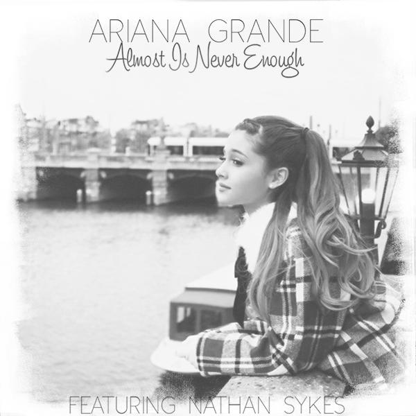 Ariana Grande in Ariana Grande Feat. Nathan Sykes: Almost Is Never Enough (2013)