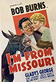 I'm from Missouri Poster