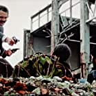 Matthew Holness, Raman Rai, and Sean Meyer in A Gun for George (2011)