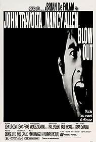 John Travolta, Nancy Allen, Dennis Franz, and John Lithgow in Blow Out (1981)