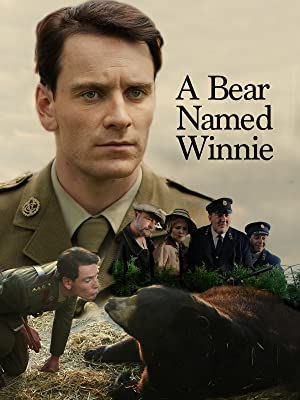 Where to stream A Bear Named Winnie