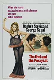 The Owl and the Pussycat Poster