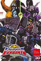 Chô robot seimeitai Transformer: Micron densetsu