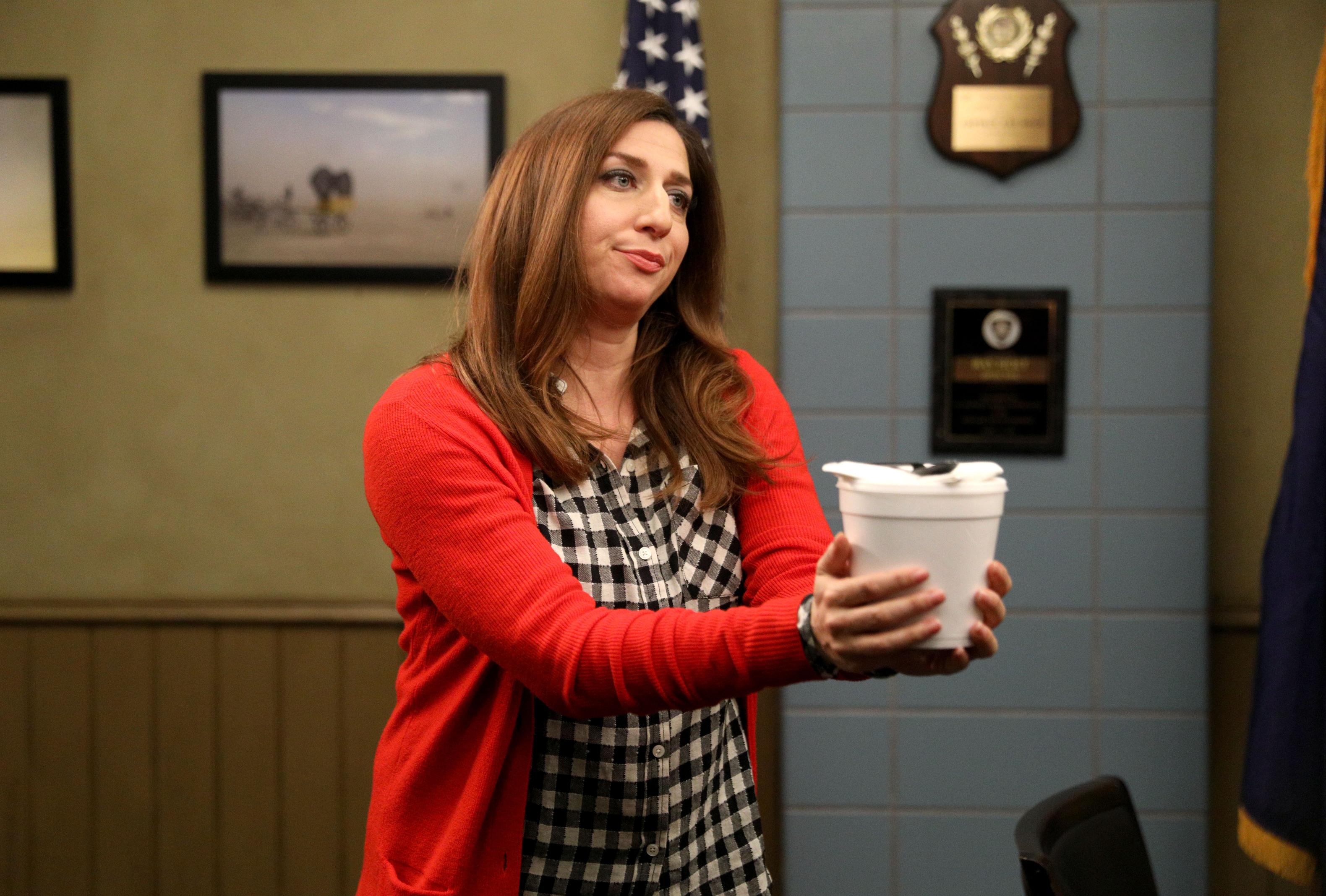 Chelsea Peretti in Brooklyn Nine-Nine (2013)