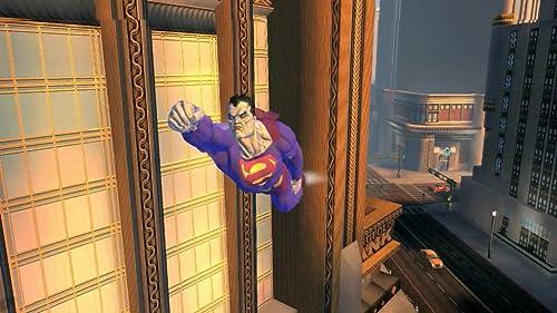 DC Universe Online: Sizzle