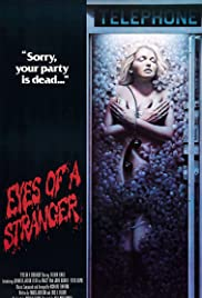 Eyes of a Stranger(1981) Poster - Movie Forum, Cast, Reviews