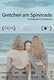 Gretchen at the Spinning Wheel Poster