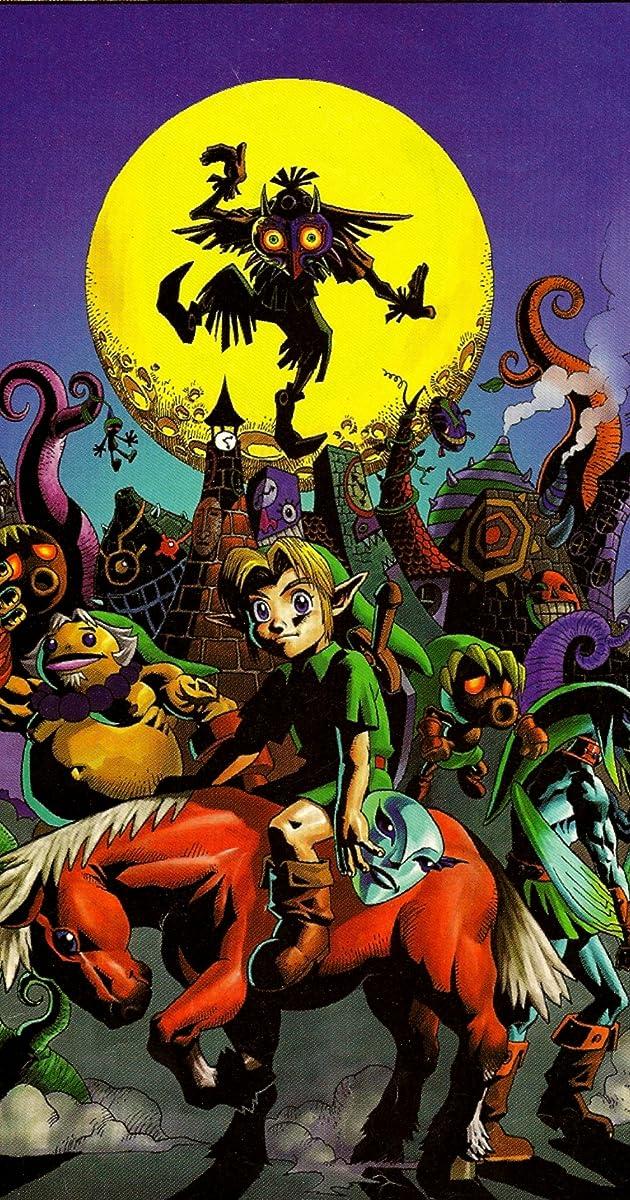 002d718db The Legend of Zelda: Majora's Mask (Video Game 2000) - The Legend of ...
