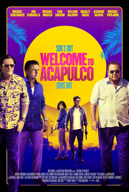 Sveiki atvykę į Akapulką (2019) / Welcome to Acapulco (2019)