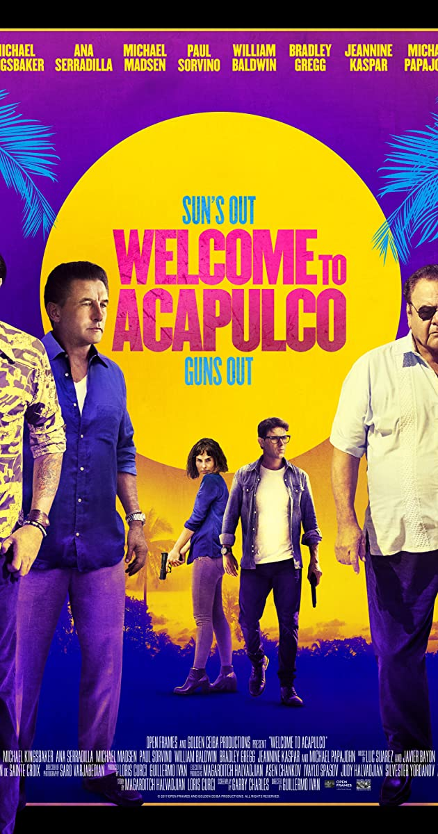 Subtitle of Welcome to Acapulco