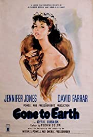 Gone to Earth (1950) 720p