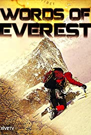 Words of Everest Poster