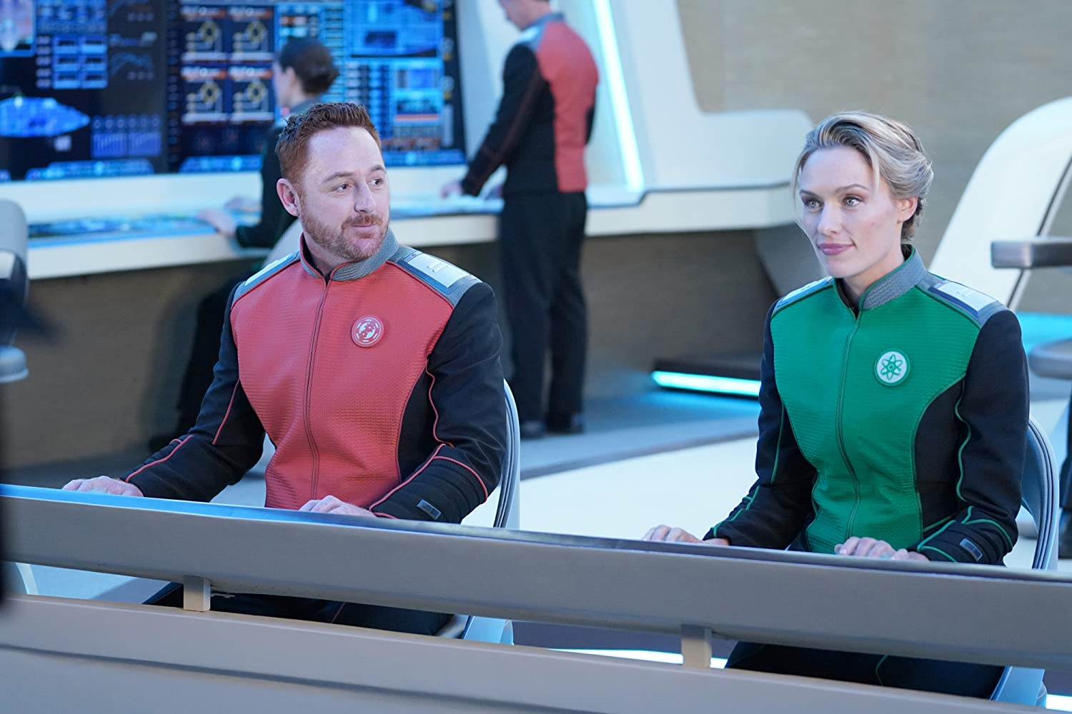 Image result for the orville ja'loja
