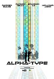 Alpha-Type Poster