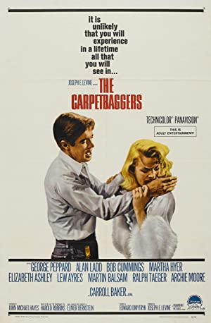 Where to stream The Carpetbaggers
