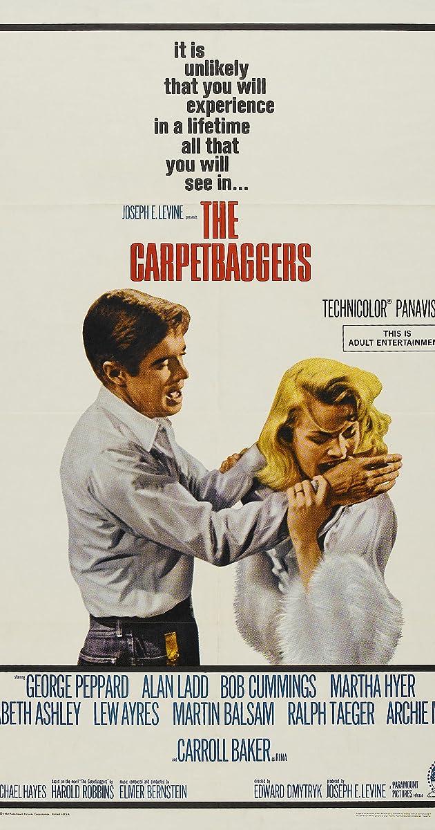 The Carpetbaggers 1964 Imdb