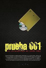 Prueba 001 Poster
