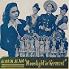 Vivian Austin, Gloria Jean, Ray Malone, and Patsy O'Connor in Moonlight in Vermont (1943)