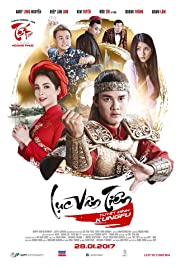 Luc Van Tien: Tuyet Dinh Kungfu Poster