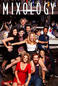 Vanessa Lengies, Adam Campbell, Kate Simses, Frankie Shaw, Blake Lee, Craig Frank, Ginger Gonzaga, Andrew Santino, Alexis Carra, and Adan Canto in Mixology (2013)