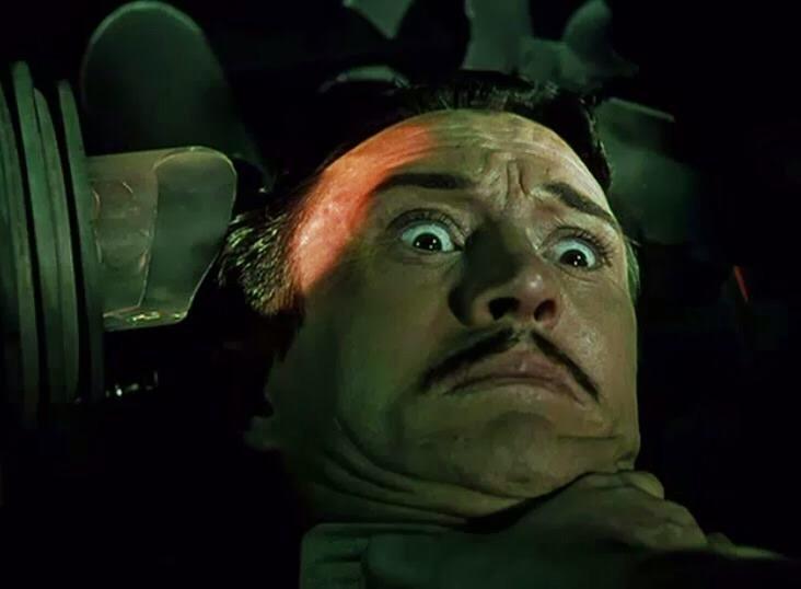Paul Fix in Dr. Cyclops (1940)