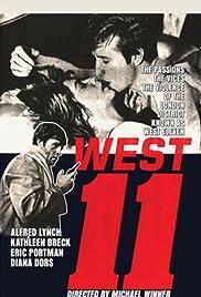 West 11(1963) Poster - Movie Forum, Cast, Reviews