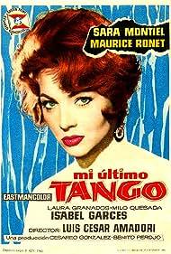 Sara Montiel in Mi último tango (1960)