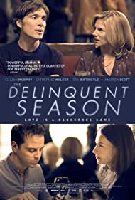 Eva Birthistle, Cillian Murphy, Andrew Scott, and Catherine Walker in The Delinquent Season (2018)