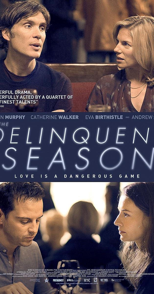 Subtitle of The Delinquent Season