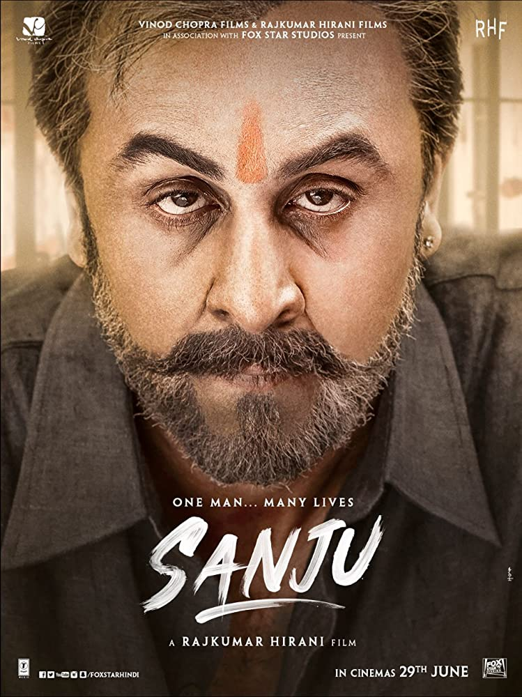 Sanju 2018 Hindi Movie Uncut 400MB HDRip ESbus Download