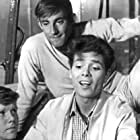 Jeremy Bulloch and Cliff Richard in Summer Holiday (1963)