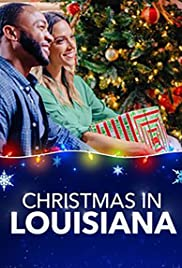 Christmas in Louisiana Poster