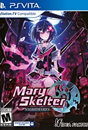 Mary Skelter: Nightmares Poster