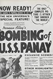 Norman Alley's Bombing of the U.S.S. Panay Poster