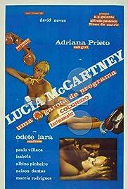 Lúcia McCartney, Uma Garota de Programa Poster