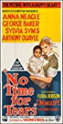 No Time for Tears (1957) Poster