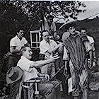 Gabriel Figueroa, Roberto Gavaldón, and Ignacio López Tarso in Macario (1960)