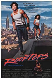 Rooftops(1989) Poster - Movie Forum, Cast, Reviews
