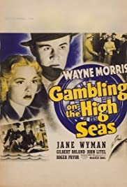 Gambling on the High Seas Poster