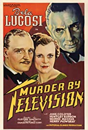 Murder by Television (1935) Poster - Movie Forum, Cast, Reviews