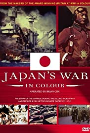 Japan's War in Colour Poster