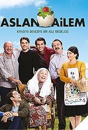 Aslan Ailem Poster