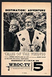 Tales of the Vikings Poster