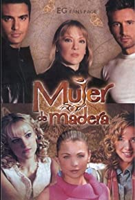 Primary photo for Mujer de madera