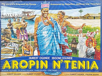 Aropin N'Tenia ((1982))