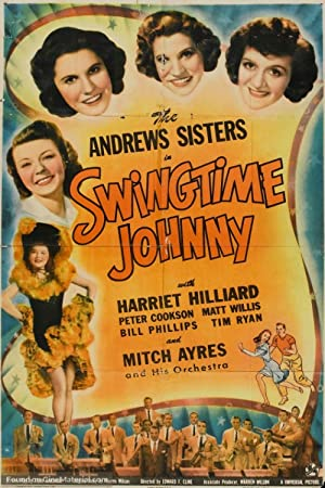 Edward F. Cline Swingtime Johnny Movie