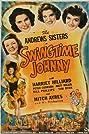Swingtime Johnny (1943) Poster
