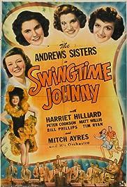 Swingtime Johnny Poster